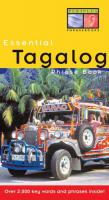 Essential Tagalog Phrase Book
