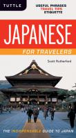 Japanese for Travelers