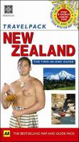 Travel Pack : New Zealand 2nd ed.