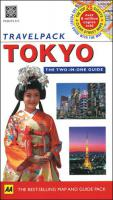 Travel Pack : Tokyo 2nd ed.