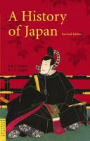 A History of Japan ( 1 volumes )