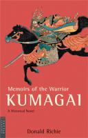 Memoirs of The Warrior Kumagai