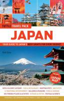 Tuttle Travel Pack: Japan