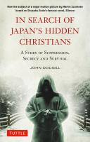 In Search of Japan's Hidden Christians PB