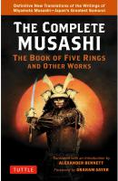The Complete Musashi: The Book of Five Rings and Other Works PB