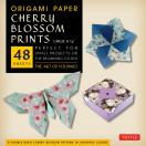 Origami Paper Pack: Cherry Blossoms (L)