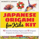 Japanese Origami for Kids Kit
