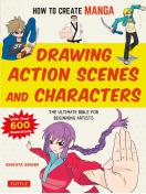 How to Create Manga Drawing Action Scenes and Characters