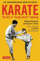 Karate: Art of Empty Hand