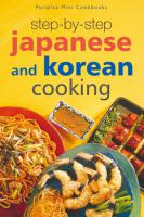Mini: Step-by-Step Japanese and Korean Cooking