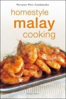 Mini: Homestyle Malay Cooking