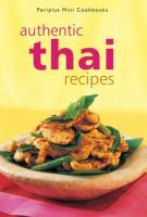 Mini: Authentic Thai Recipes