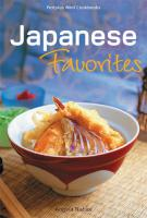 Mini: Japanese Favorites (Japanese ISBN Ed.)