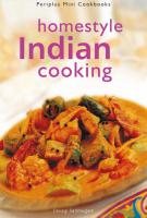 Mini: Homestyle Indian Cooking