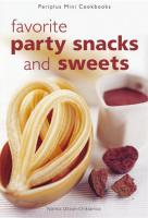 Mini: Favourite Party Snacks and Sweets