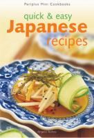 Mini: Quick & Easy Japanese Recipes
