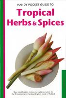 Handy Pocket Guide to Herbs & Spices