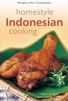 Mini: Homestyle Indonesian Cooking