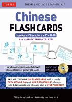 Chinese Flash Cards Kit Vol.3