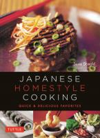 LTC:Japanese Homestyle Cooking