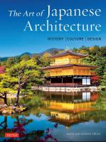 The Art of Japanese Architecture  2ed