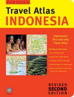 Travel Atlas : Indonesia 2nd ed.