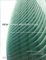 New Japan Architecture PB  (NC)