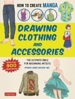 How to Create Manga: Drawing Clothing & Acce