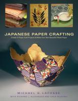 Japanese Paper Crafting