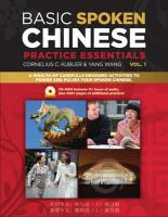 Basic Spoken Chinese Practice Essential