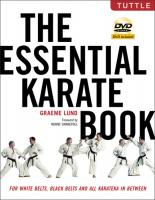 Essential Karate Book