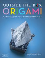 Outside the Box Origami (Japanese ISBN)
