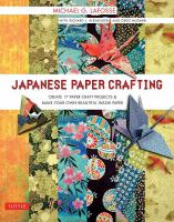 Japanese Paper Crafting PB