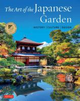The Art of Japanese Garden (HC) 2ed