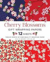 Gift Wrap Paper: Cherry Blossoms