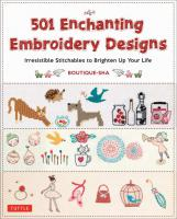 501 Enchanting Embroidery