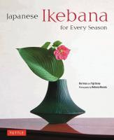 Japanese Ikebana for Every Season 2ed