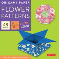 Origami Paper: Flower