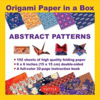 Origami Paper in a Box: Abstract Pattern