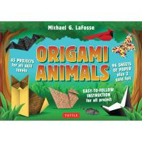 Origami Animals Kit (New)