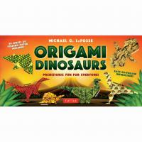 Origami Dinosaurs Kit (New)