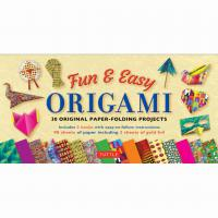Fun & Easy Origami Kit (New)