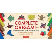 Complete Origami Kit (New)