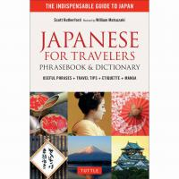 Japanese for Travelers 2ed