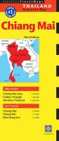 Travel Maps : Chiang Mai 3rd ed.
