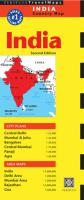 Travel Maps : India 2nd ed.