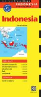 Travel Maps : Indonesia 3rd ed.