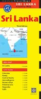 Travel Maps: Sri Lanka 3rd ed.