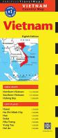 Travel Maps: Vietnam 8th ed.