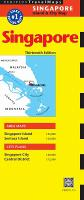 Travel Maps: Singapore 13th ed.